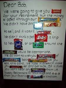 Images Of Retirement Party Ideas...you never know when this might come in handy