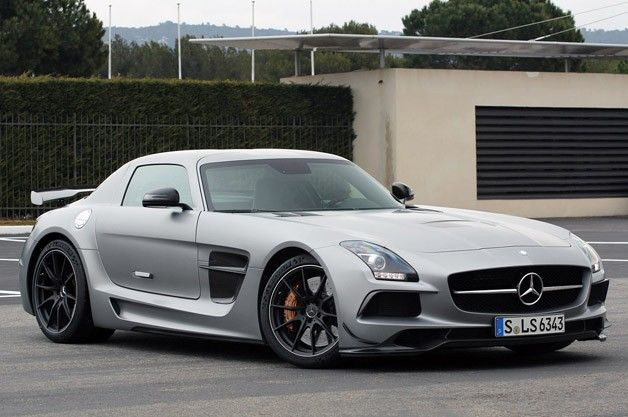 2014 Mercedes-Benz SLS AMG Black Series http://www.autoblog.com/2013/03/13/2014-mercedes-benz-sls-amg-black-series-first-drive-review-video/