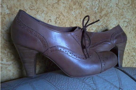 oxford bottero - sapatos bottero