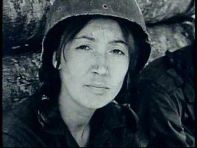 Oriana Fallaci in Vietnam