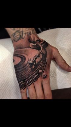techno technics tattoo - Google Search