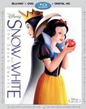 Snow White and the Seven Dwarfs [Blu-ray] [1937]