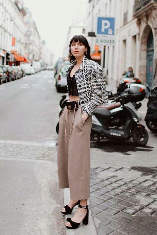 c671a17f4b6dde Sleek Ways To Style The Modern Fanny Pack: Fashion blogger 'Natalie Off  Duty'