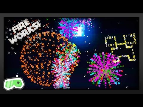 how to build fireworks in minecraft
