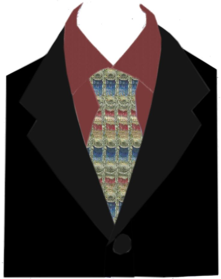 Cravatta in seta catanzarese