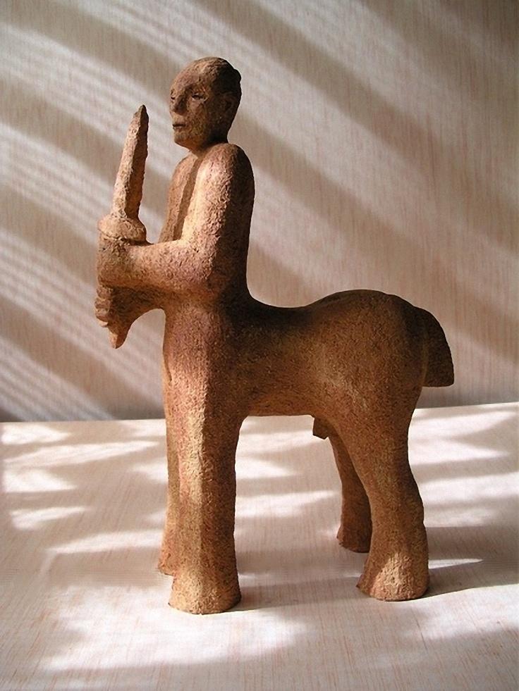 Centauro,  by José Jesús González Guirado.