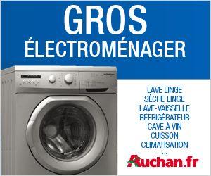 Auchan Electromenager l' électroménager aux meilleurs prix Petit électroménager à prix Auchan, notre sélection pas chère et discount. Aspirateur, centrale vapeur, micro-onde, robot, pompe à bière… Tout l'électroménager est aux m... #AuchanElectromenager