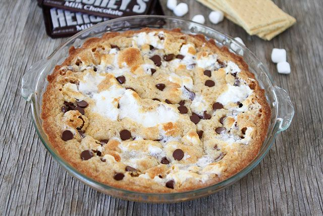 Tasty Kitchen Blog: S'mores Pie