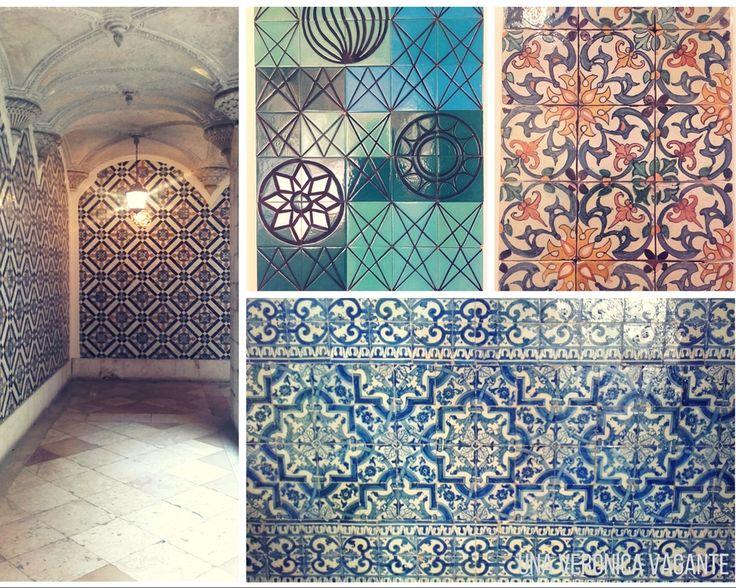 Cosa fare a Lisbona? Tra le 15 cose, sicuramente collezionare foto di azulejos!
