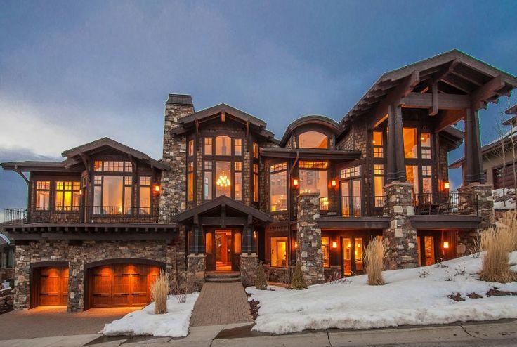 House Vacation Rental In Deer Valley Dream Home