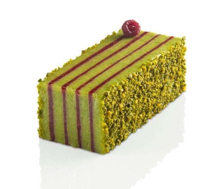 Jérôme Chaucesse - Hôtel de Crillon - Cake pistache framboise