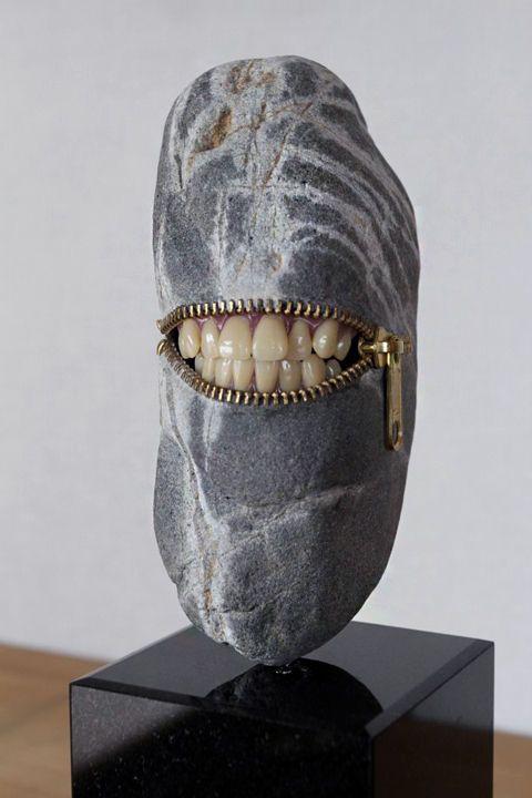 これ、ホントに石!?天然石を加工した伊藤博敏のアート作品10枚
