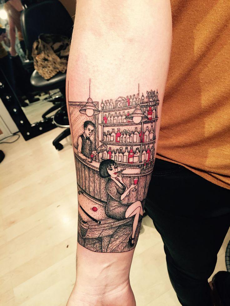 foto de 85 best Art of Inked Skin images on Pinterest Tattoo