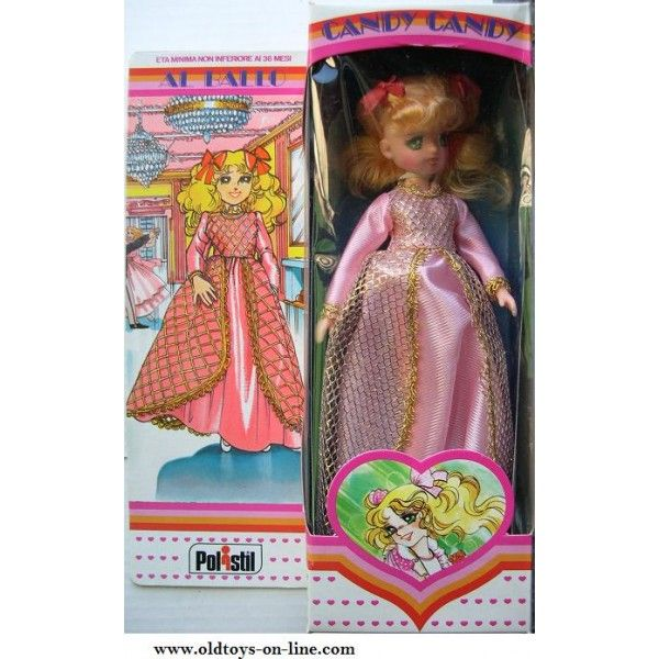 candy candy dolls - Buscar con Google