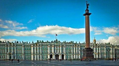 15 HARI – RUSSIA SCANDINAVIA (museo hermitage)