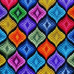 Bargello Needlepoint   Recent Photos The Commons Getty Collection Galleries World Map App ...