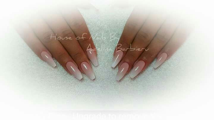 Squaletto natural nails