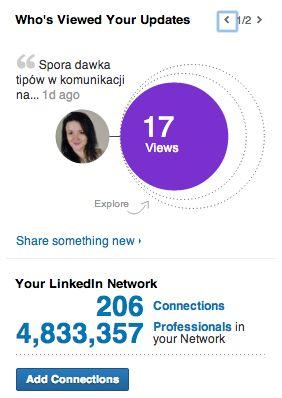 #TYDZIENzLinkedIn Buduj sieć kontaktów na #LinkedIn  #SocjoTips >> http://bit.ly/LinkedIn22Tipy via @Socjomania