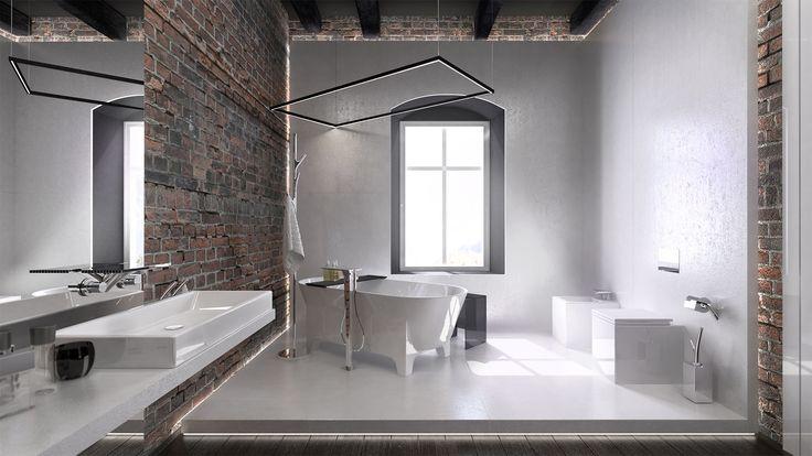 Galanty Warsztat Bathroom Poland Legnica 2014
