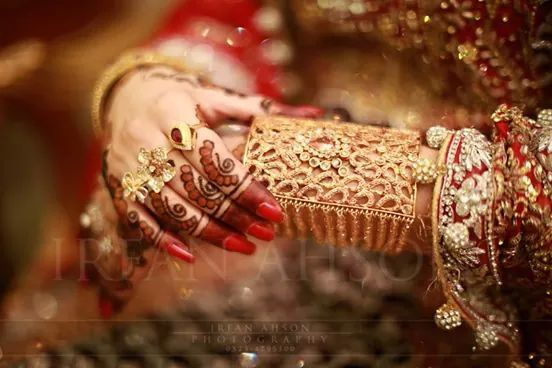 real pakistani bride...shoot by irfan ahson...pinned by Sidrah younas