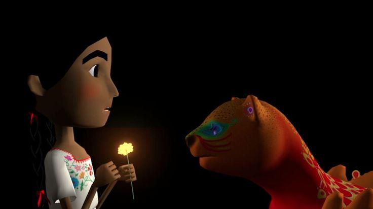 Lucia y los Alebrijes on Vimeo