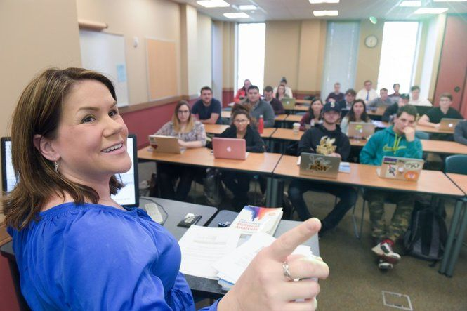 One class at Baldwin Wallace University, though, has taken the unusual step of creating and conducting its own statewide poll to understand why most political polls and pundits failed to predict Donald Trump's election as president last year.
