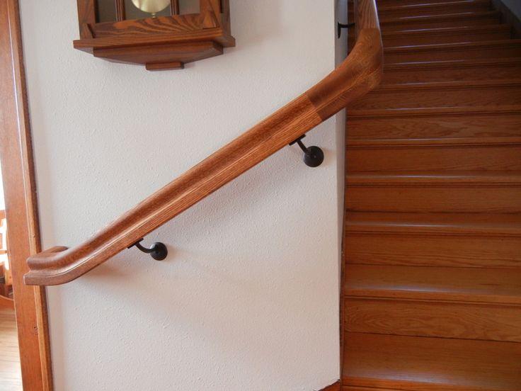 Best Wreath Handrail Lower Portion Handrail House Design 400 x 300