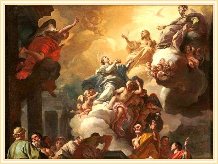 En el nombre poderoso de Jesucristo nuestroSeñor,   por la gracia de Dios,   con el poder de la Sangre del Cordero de Dios,   de ...