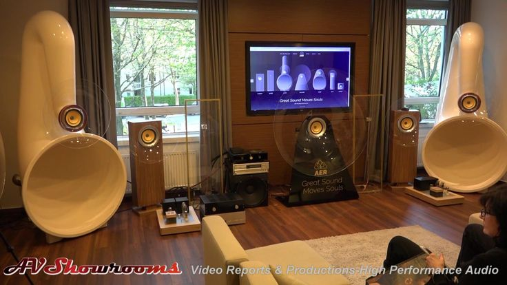 AER loudspeakers and drivers, beautiful looking and sounding, hifideluxe...