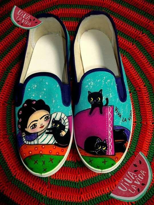 Diseño de alpargatas zapatillas hermoso