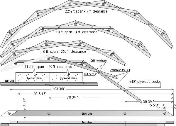 54 Best Bridge Design 2 X 4 Images On Pinterest Bridges