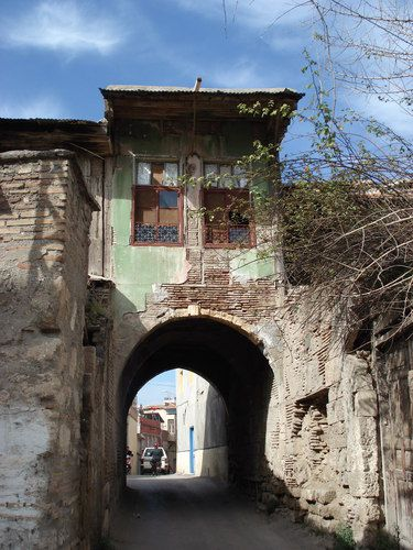 ADANA TEPEBAĞ ESKİ EVLER (old houses in Adana's Tepebag region) by mustafator