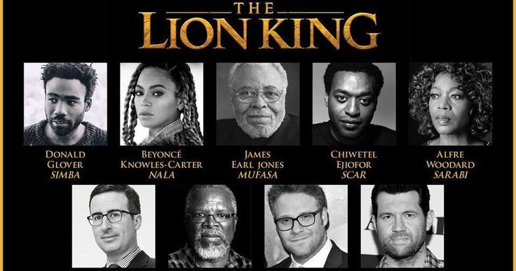 Beyonce Confirmed for Disney's Lion King, Full Cast Announced -- Disney has announced the full cast of Jon Favreau's The Lion King remake, including Beyonce, Keegan Michael Key, Florence Kasumba and more. -- http://movieweb.com/lion-king-remake-full-cast-beyonce/