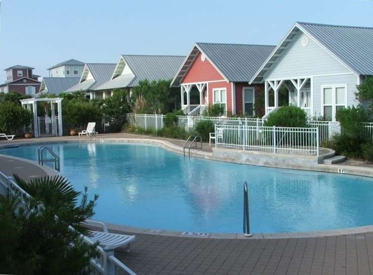 House vacation rental in seacrest from vacation for Cottages of camp creek