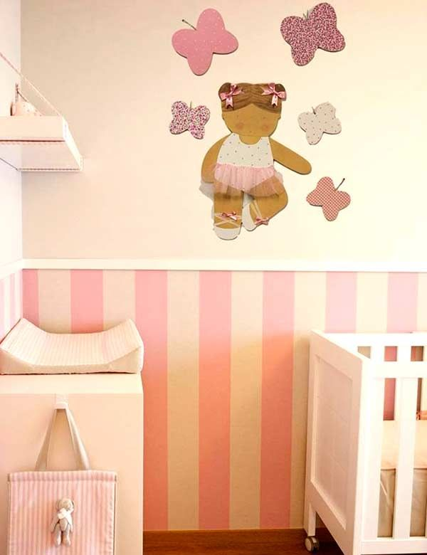 M s de 1000 ideas sobre pintando las habitaciones de ni os - Habitaciones de ninos decoracion ...