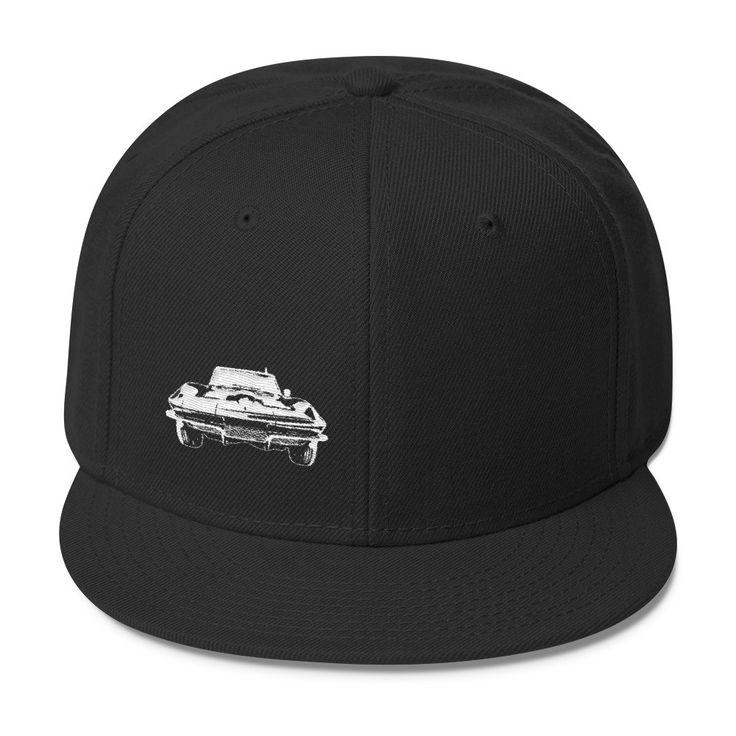Corvetter Stingray - Modern Rodder - Snapback Hat