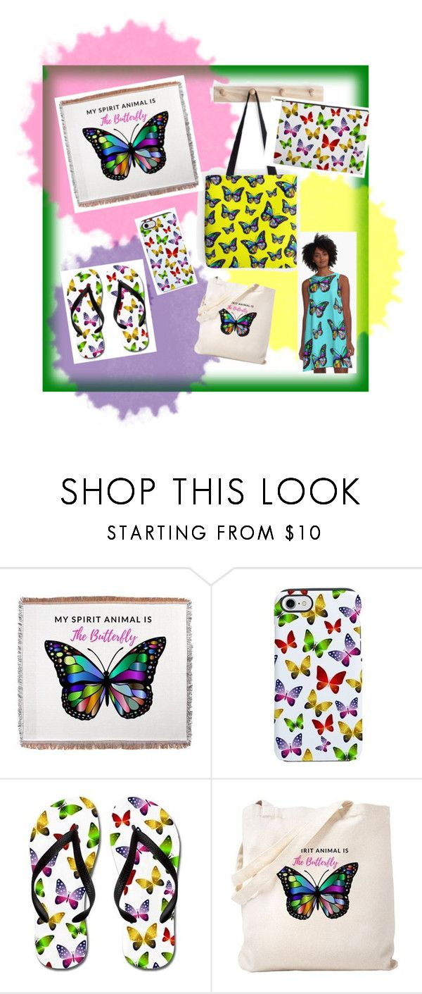 My Spirit Animal is the Butterfly by jroy1267 on Polyvore What is the meaning of the butterfly? The butterfly animal spirit or totem is a symbol of change and powerful transformation or a metamorphosis in your life. Those who claim the butterfly as their animal spirit believe it brings about renewal, rebirth and a lightness of being or playfulness. This collection is made with colorful butterfly graphics. It is for the person who loves butterflies or someone who likes bright colors in their…