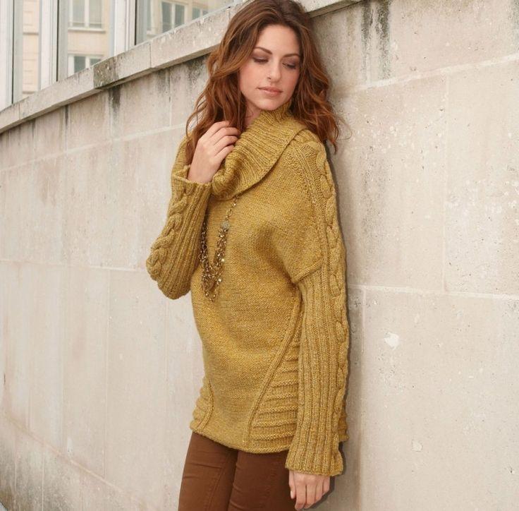 Пуловеры, кардиганы — DIYDIY.ru вязание: описание, схемы, видео, мастер классы