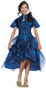 PartyBell.com - Disney's The Descendants: Evie Coronation Deluxe Child Costume