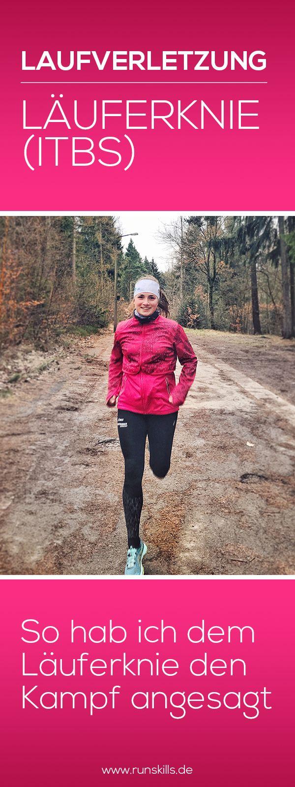 So hab ich dem Läuferknie (ITBS) den Kampf angesagt! – runskills – Laufen, Marathon Tipps, Fitness und Ernährung