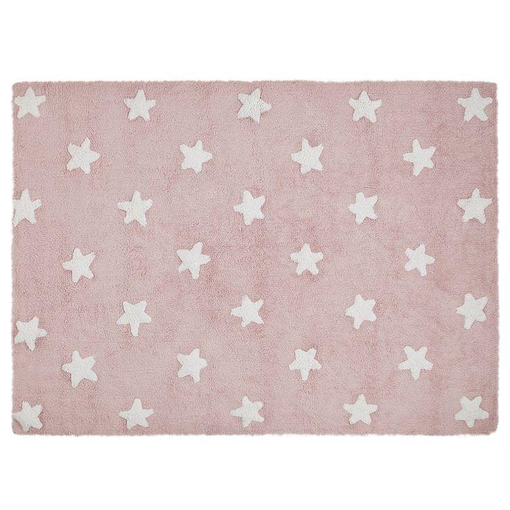 Miękki, bawełniany dywan STARS firmy Lorena Canals - NieMaJakwDomu