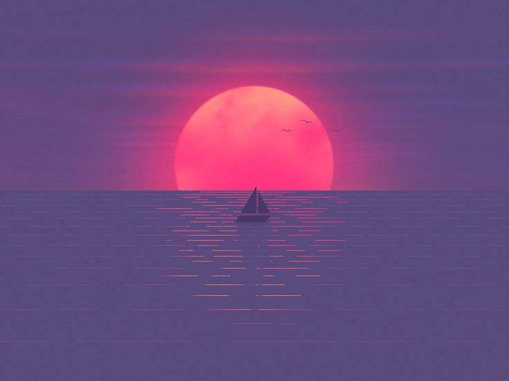 Sunset on a beach shared via https://chrome.google.com/webstore/detail/design-hunt/ilfjbjodkleebapojmdfeegaccmcjmkd?ref=pinterest