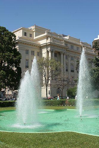 Visito todos os dias!!  Praça da Liberdade - Belo Horizonte - Minas Gerais - Brazil  #LugaresDRF