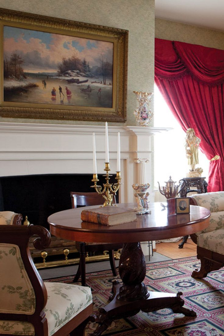 Explore the childhood home of Mary Todd Lincoln, wife of the sixteenth president of the United States–the first landmark to honor one of our country's leading ladies.