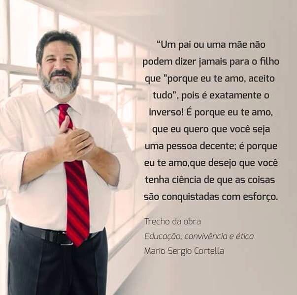 Mário Sérgio Cortela                                                                                                                                                                                 Mais