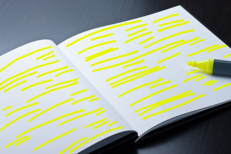 Highlighting is a waste of time: the best and worst learning techniques. Research reveals the most effective study techniques.