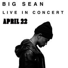 Big Sean tickets in Sayreville at Starland Ballroom on Wed, Apr 22 ...