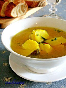 タラとジャガイモのサフランスープ by クッキーシアス [クックパッド ...