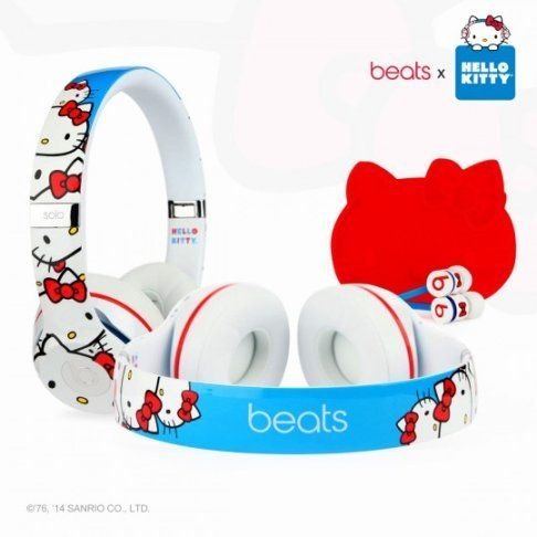 Beats by Dre x Hello Kitty
