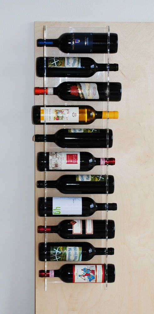 Le 25 migliori idee su portabottiglie vino su pinterest - Porta bottiglie ikea ...